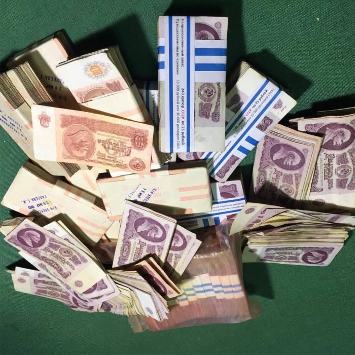 Были и валютные небылицы, которые в теории сулили несметные богатства. /Фото: scontent-lhr3-1.cdninstagram.com