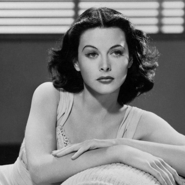 Hedy Lamarr. /Фото: media.kasperskydaily.com