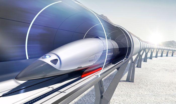Футуристичная транспортная система, которая может стать привычной реальностью. /Фото: logodix.com