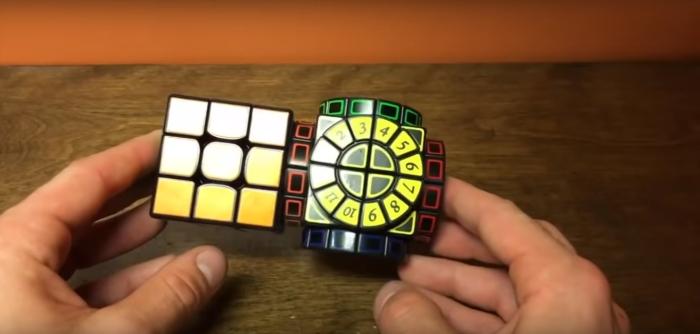 Кубик-рубик обновленной версии затянет в игру любознательного и азартного ребенка.