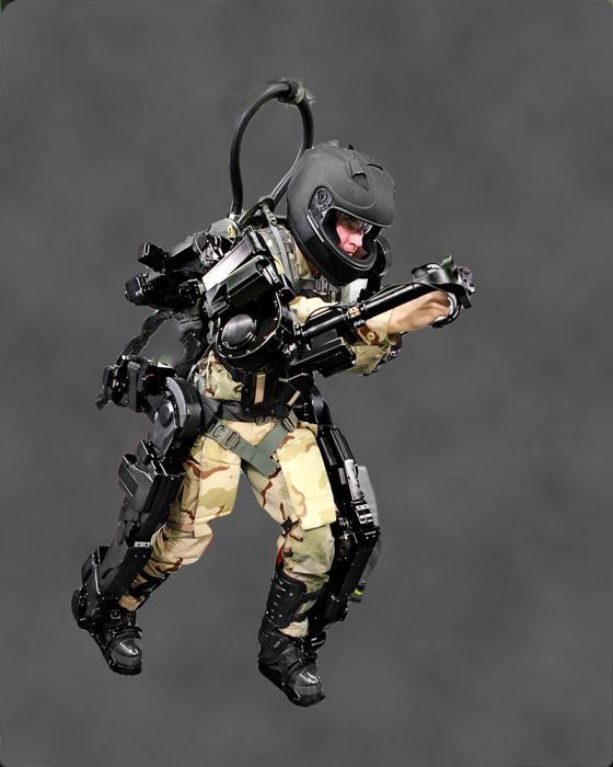 Эпоха роботизированных людей все ближе. /Фото: exoskeletonreport.com