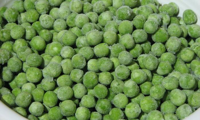Для идеального вкуса блюда не обязательно использовать свежий зеленый горошек. /Фото: diet-health.info