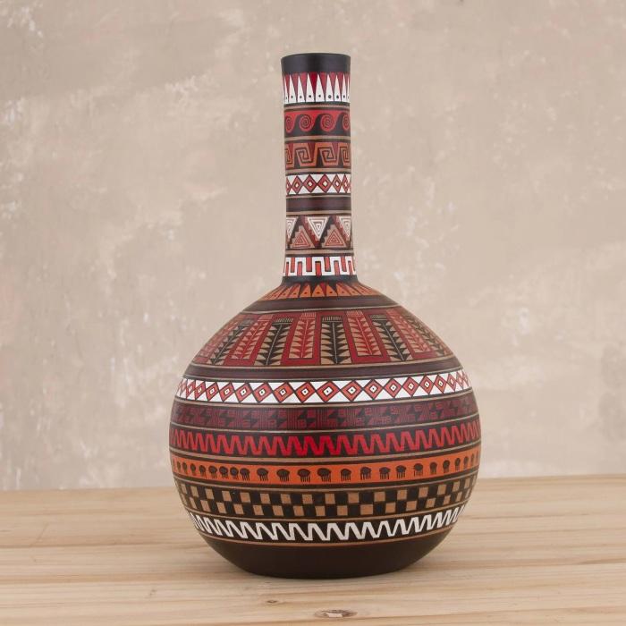Где не достанет ершик, доберутся зернышки риса. /Фото: images1.novica.net