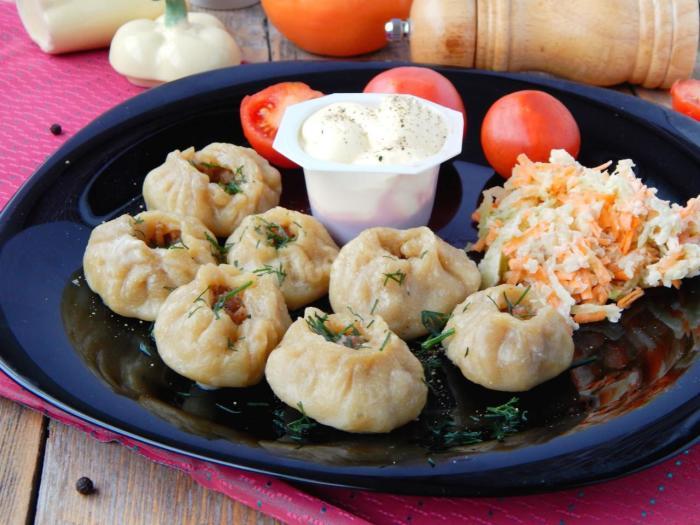 Аппетитное и сытное блюдо Республики Бурятии. /Фото: static.1000.menu