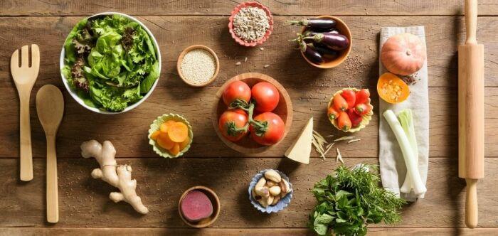 Вначале собирают все продукты по рецепту. /Фото: food.unl.edu