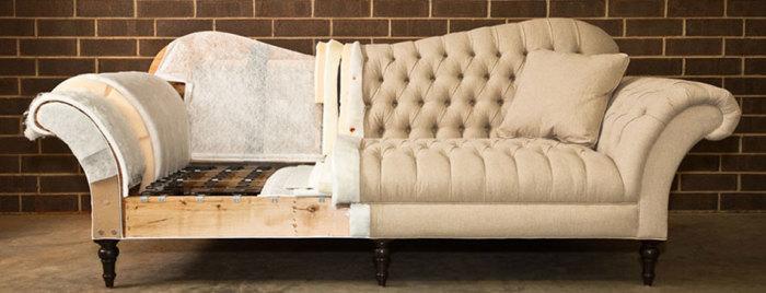 Кто сказал, что у дивана нет второй жизни? /Фото: cdn4.videodecoracion.com