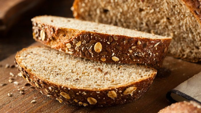 Цельнозерновой хлеб. /Фото: ichef.bbci.co.uk