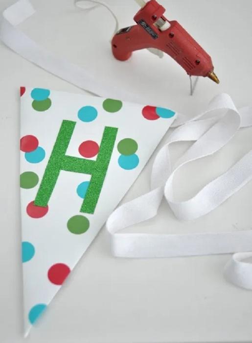 Отличное украшение для любого праздника, которое легко сделать своими руками. /Фото: i0.wp.com