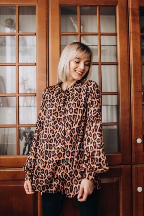 Леопардовый принт когда-нибудь выйдет из моды? /Фото: favouritestore.com.ua