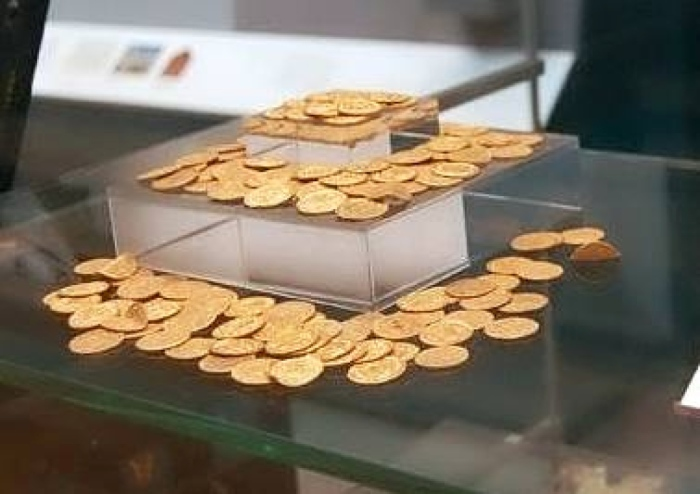 St. Albans Hoard. /Фото: hertsad.co.uk