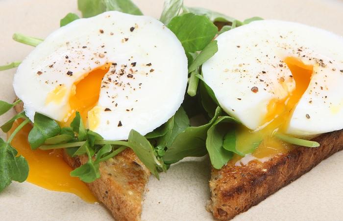 Готовить яйца можно лучше, чем сейчас.