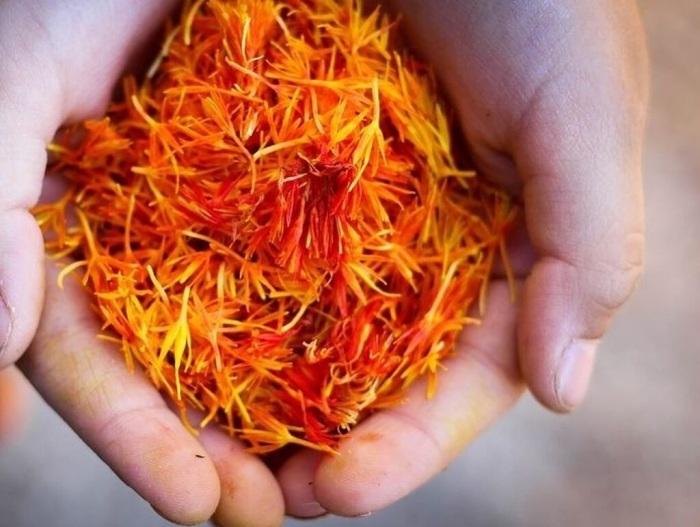 Стоит попробовать добавить в рис шафран, чтобы ощутить этот непередаваемый вкус. /Фото: img5.lalafo.com