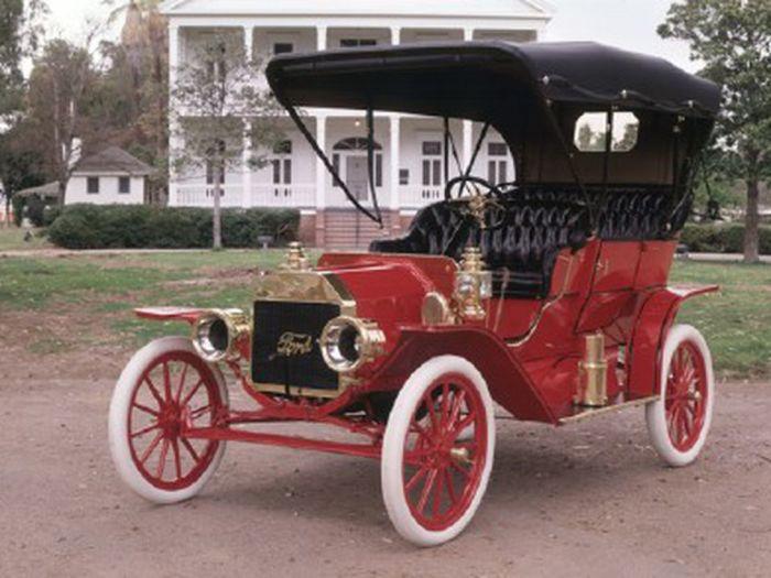 Ford Model T. /Фото: ugc.kn3.net