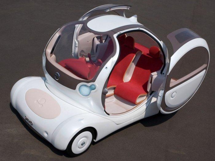 Nissan Pivo. /Фото: topspeed.com