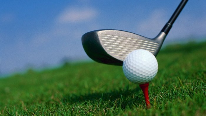 Почему мячи для гольфа не идеально круглые? /Фото: i.ytimg.com