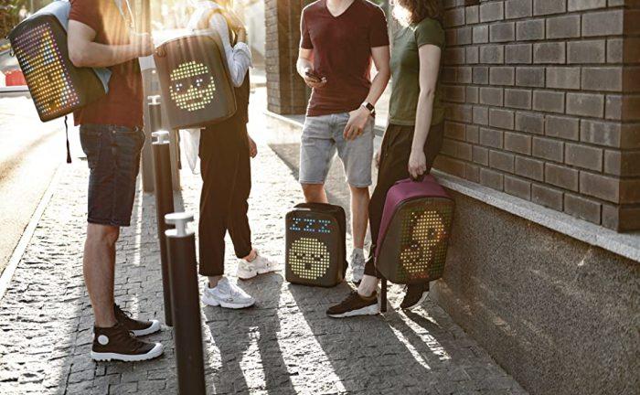 Рюкзак Pix Backpack настоящая находка для тех, кто любит проявлять свою индивидуальность. /Фото: m.media-amazon.com