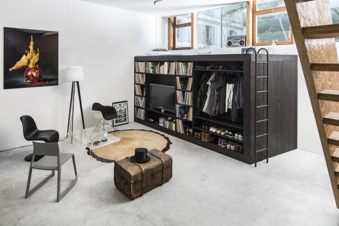 Компактное и функциональное решение для любой квартиры. /Фото: images.squarespace-cdn.com