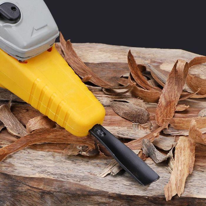 Насадка в виде стамески сделает работу по дереву более продуктивной. /Фото: ae01.alicdn.com