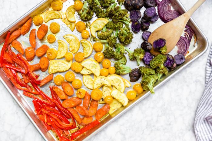 Правильные размеры нарезанных кусочков могут улучшить блюдо. /Фото: adashofmegnut.com
