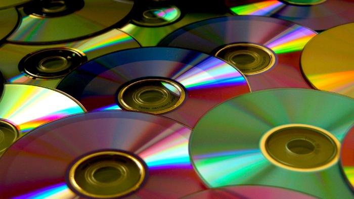Компакт-диски уже практически не используются. /Фото: edge.alluremedia.com.au