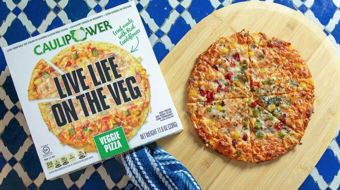 Цветная капуста с успехом заменила муку для выпечки. /Фото: eatcaulipower.com