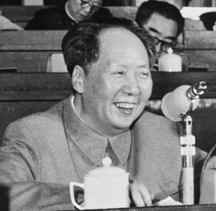 Неудивительно, что великий китаец любил чай. /Фото: upload.wikimedia.org
