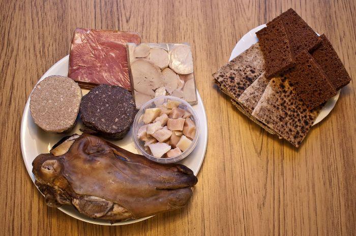 Оригинальная подборка блюд. /Фото: i.pinimg.com