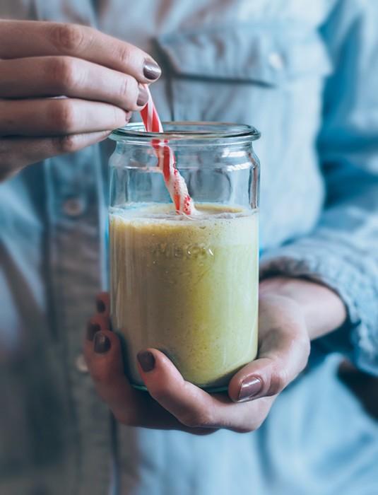 Лёгкий и питательный напиток за 10 минут. /Фото: v.img.com.ua