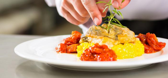 Блюдо от шеф-повара. /Фото: modernround.com