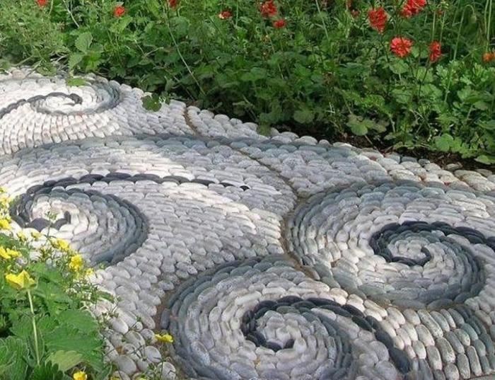 Стильное и необыкновенно красивое оформление с помощью простого материала. /Фото: smartyofficiel.com