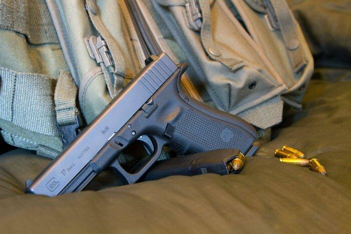 Glock 17 не теряет популярности уже четыре десятка лет. /Фото: external-preview.redd.it