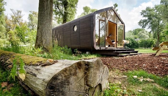 Удивительные постройки, которые позволяют по-новому взглянуть на привычную жизнь.