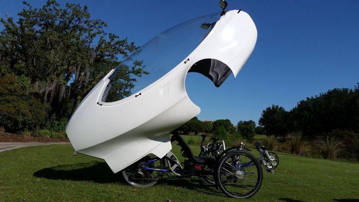 GinzVelo – будущее велотранспорта? /Фото: scontent.fdok2-1.fna.fbcdn.net