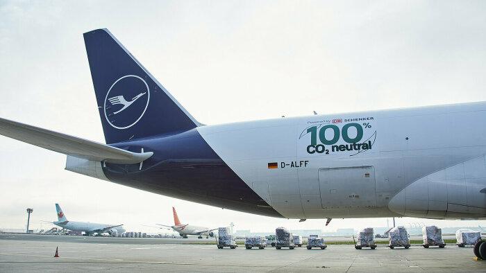 Авиаперевозки с нулевым выбросом CO2 вполне реальны. /Фото: lufthansagroup.com