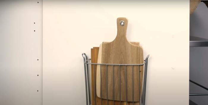 Компактное и удобное хранение в легкодоступном месте. /Фото: youtube.com