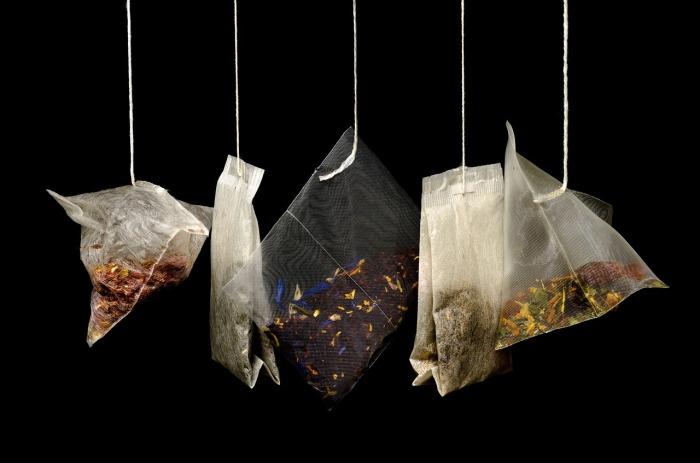 Из чайных пакетиков получатся отличные ароматизаторы. /Фото: cdn.pixabay.com