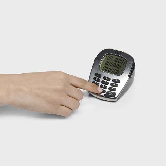 С таким таймером время всегда будет под контролем. /Фото: images-na.ssl-images-amazon.com