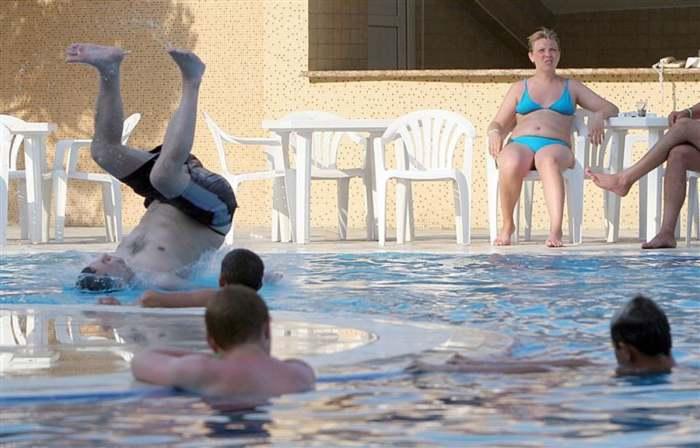 Русские туристы не особо любимые гости в Турции. /Фото: inforesist.org