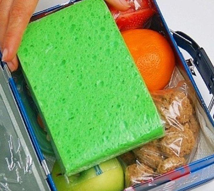 Новое использование предметов, которые в обилии находятся на кухне. /Фото: img.srgcdn.com
