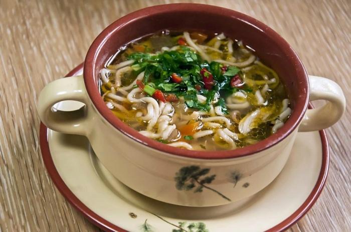 Полезное блюдо, которое можно приготовить всего за 15 минут. /Фото: sun9-31.userapi.com