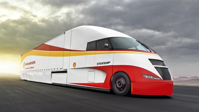 Аэродинамический дизайн внес свою лепту в экономичность Starship. /Фото: i.blogs.es