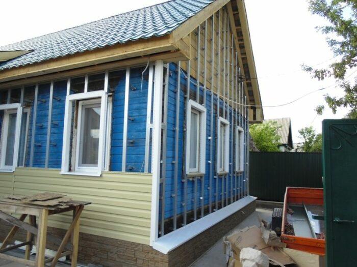 Вид утеплителя имеет решающее значение для дома. /Фото: easybud.com.ua