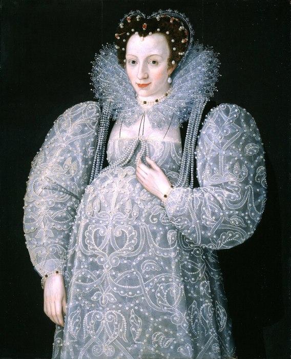 Чтобы родить красивого ребенка состоятельные женщины увешивались драгоценностями. /Фото: upload.wikimedia.org