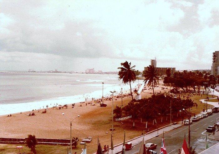 Вот так бразильский город выглядел в 1980-е годы. /Фото: upload.wikimedia.org
