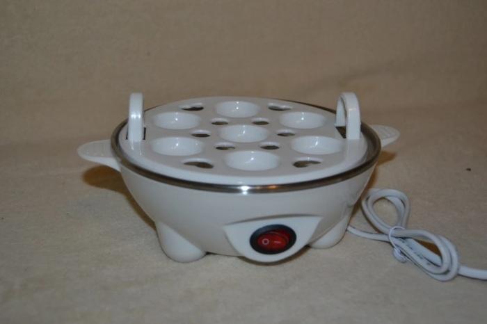 Безопасный и удобный прибор для тех, кто любит часто варить яйца. /Фото: images.ua.prom.st