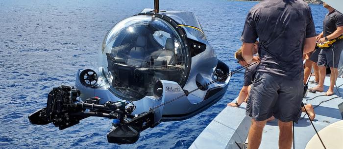 Aurora-3С компактная, но очень удобная модель. /Фото: seamagine.com