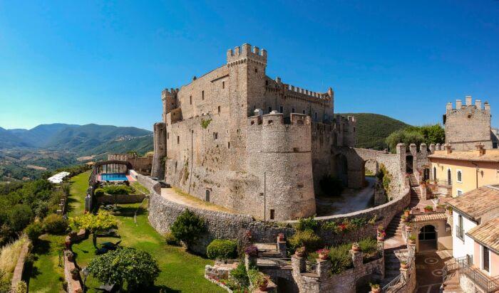 7 замков-отелей, в которых легко почувствовать себя аристократами