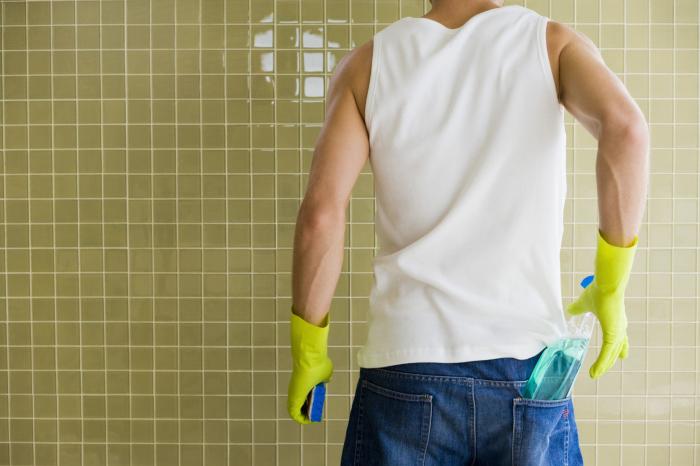 Уксус — отличное средство для поддержания чистоты во всем доме. /Фото: photos.demandstudios.com