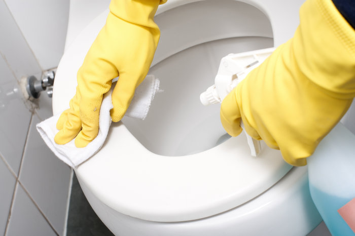 Достаточно просто распылить и протереть, чтобы стало чисто. /Фото: img.huffingtonpost.com
