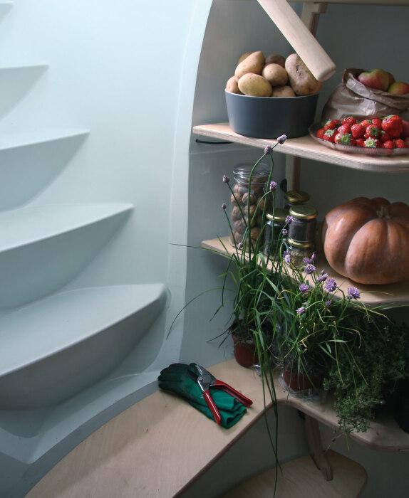 Так современный погреб выглядит внутри. /Фото: nuvomagazine.scdn2.secure.raxcdn.com